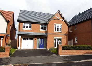 Thumbnail 4 bedroom detached house to rent in The Oaks, Mead Avenue, Scholar Green, Stoke-On-Trent