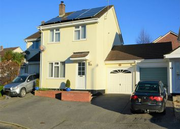 Thumbnail 3 bed link-detached house for sale in Treverbyn Road, Goldenbank, Falmouth