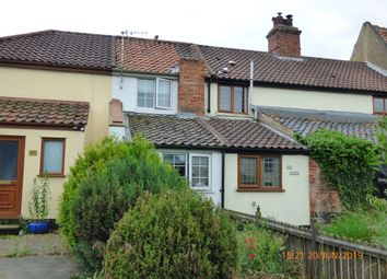 Thumbnail 1 bed terraced house to rent in Beccles Road, Carlton Colville, Lowestoft
