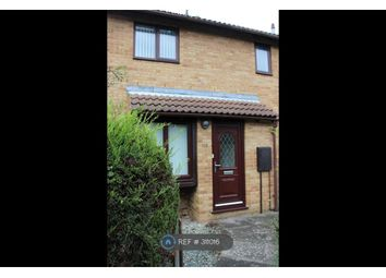 Thumbnail 1 bed end terrace house to rent in Senwick Drive, Wellingborough