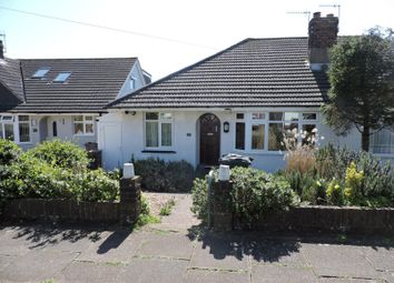 Thumbnail 2 bed bungalow to rent in Summerdale Road, Hove