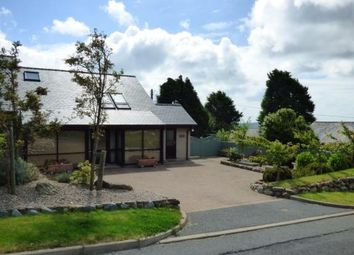 Thumbnail 3 bed semi-detached house for sale in Mynytho, Gwynedd