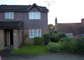 Thumbnail 1 bed flat to rent in Hunts Farm Close, Borough Green, Sevenoaks