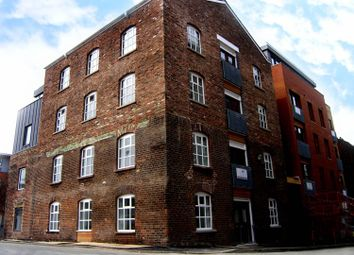 Thumbnail 3 bed flat to rent in Krupa Building, Sharp Street, Manchester
