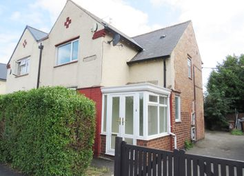 Thumbnail 3 bed semi-detached house for sale in Abingdon Street, Derby