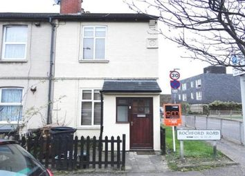 Thumbnail 2 bed terraced house to rent in Rochford Road, Old Moulsham, Chelmsford