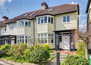 Thumbnail 4 bed semi-detached house for sale in Richmond Park Road, London