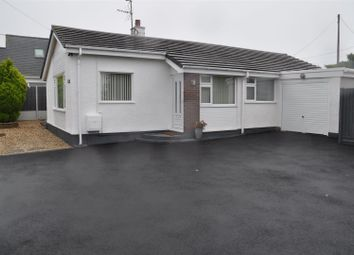 Thumbnail 3 bed property for sale in Lon Crecrist, Trearddur Bay, Holyhead