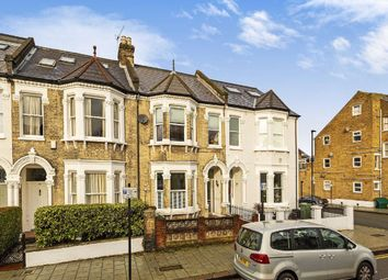 Thumbnail 4 bed terraced house for sale in Elms Crescent, Clapham, London