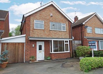 Thumbnail 3 bed link-detached house for sale in Balmoral Road, Mountsorrel, Loughborough