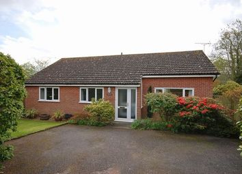 3 bed detached bungalow for sale in Burrow Lane, Newton Poppleford, Sidmouth EX10