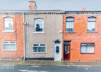 Thumbnail 2 bed terraced house for sale in Grey Street, Bishop Auckland, Durham
