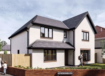 Thumbnail 4 bed detached house for sale in Pinewood Drive, Heswall, Wirral