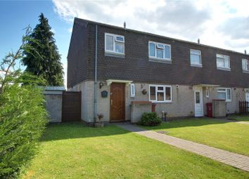 Thumbnail 3 bed end terrace house for sale in Wrenswood Close, Reading, Berkshire