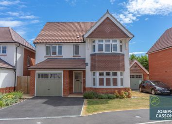4 bed detached house for sale in Reed Bed Close, Chilton Trinity, Bridgwater TA5