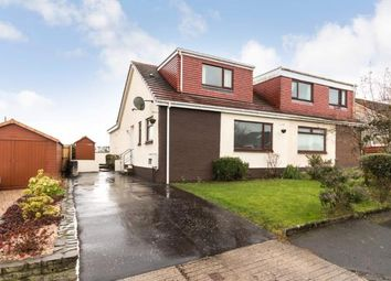 Thumbnail 3 bed semi-detached house for sale in Springhill Avenue, Crosshouse, Kilmarnock, East Ayrshire