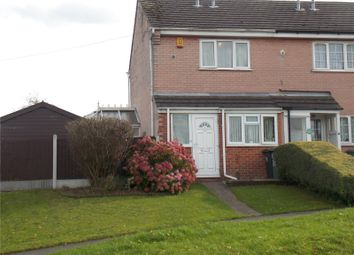 Thumbnail 2 bed end terrace house for sale in Lady Lea Road, Horsley Woodhouse, Derbyshire