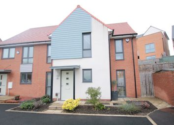 Thumbnail 3 bed semi-detached house for sale in Bellshiel Grove, Newcastle Upon Tyne