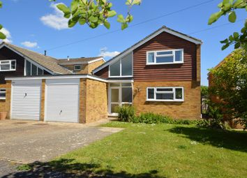 Thumbnail 3 bed detached house for sale in Galaxie Road, Cowplain, Waterlooville