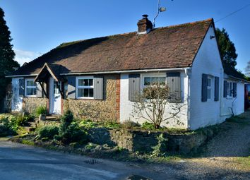 Thumbnail 2 bed detached bungalow for sale in The Street, Nutbourne, Pulborough