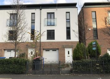 Thumbnail 3 bed town house to rent in Alban Street, Broughton, Salford