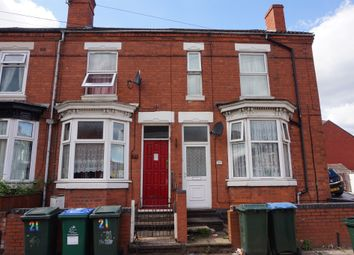 Thumbnail 3 bedroom terraced house for sale in Clements Street, Stoke, Coventry