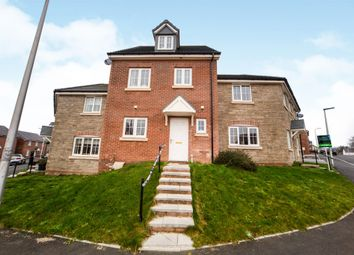 Thumbnail 4 bed terraced house for sale in Dyffryn Y Coed, Church Village, Pontypridd