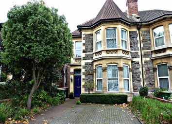 Thumbnail 6 bed semi-detached house for sale in Wells Road, Knowle, Bristol