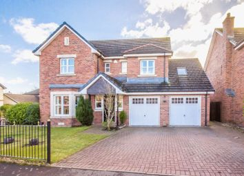 Thumbnail 4 bed detached house for sale in Cowal Place, Dunfermline