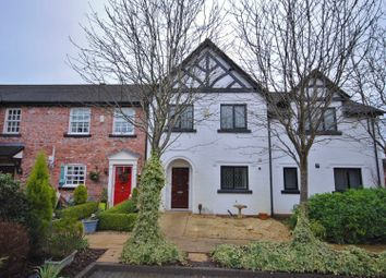 Thumbnail 3 bed terraced house to rent in Village Mews, Shirleys Drive, Prestbury