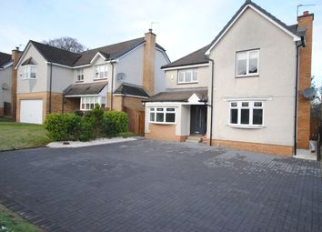 Thumbnail 4 bedroom detached house for sale in Viscount Gate, Bothwell