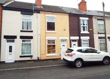 Thumbnail 3 bed terraced house for sale in Carlingford Road, Hucknall, Nottingham