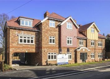 Thumbnail 3 bed flat for sale in St Margarets Court, Off Cross Way, Harpenden, Hertfordshire