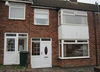 Thumbnail 3 bedroom terraced house for sale in Sunnybank Avenue, Stonehouse Estate, Coventry