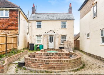 Thumbnail 3 bed detached house for sale in Church Road, Steep, Petersfield