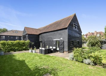 Thumbnail 3 bed detached house for sale in The Barn, Malden Green Mews, Worcester Park
