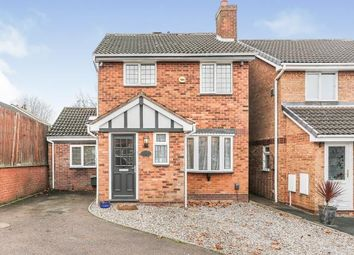 Thumbnail 3 bed detached house for sale in Middle Leaford, Stechford, Birmingham, West Midlands
