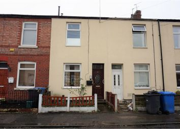 Thumbnail 2 bed terraced house for sale in Dixon Street, Manchester