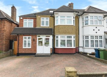 Thumbnail 5 bed semi-detached house for sale in Cambridge Road, Harrow, Middlesex