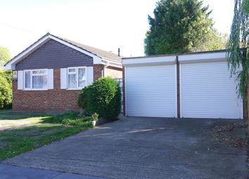 Thumbnail 3 bed detached bungalow for sale in Gladeside, Shirley, Croydon