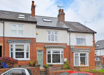 Thumbnail 4 bed terraced house for sale in Frickley Road, Nether Green, Sheffield