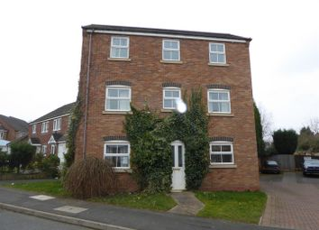 Thumbnail 4 bed detached house for sale in Redlands Road, Hadley, Telford