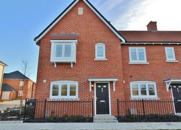 Thumbnail 3 bed end terrace house to rent in Houghton Avenue, Waterlooville