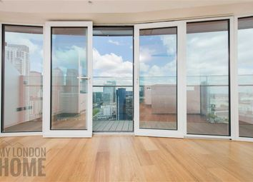 Thumbnail  Property to rent in Arena Tower, Canary Wharf, London