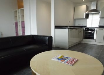 Thumbnail 1 bed flat to rent in Empire House, Mount Stuart Square, Cardiff Bay