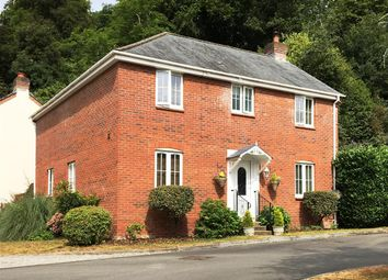 Thumbnail 4 bed detached house for sale in Rowe Close, Bideford