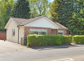 Thumbnail 3 bed detached bungalow for sale in Mill Road, Hamilton