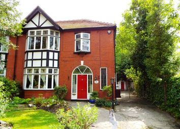 Thumbnail 4 bed semi-detached house for sale in Wilbraham Road, Manchester, Greater Manchester