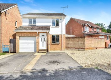 Thumbnail 3 bed detached house for sale in Salcombe Close, Chandler's Ford, Hampshire
