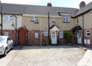 Thumbnail 3 bed terraced house for sale in The Crescent, Stourbridge